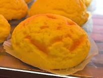 みかんメロンパン