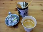 11時半までコーヒー1杯サービス!